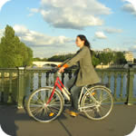 Rent a bike in Paris
